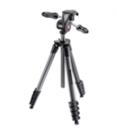 Manfrotto Compact Advanced Aluminum Tripod:MKCOMPACTADV